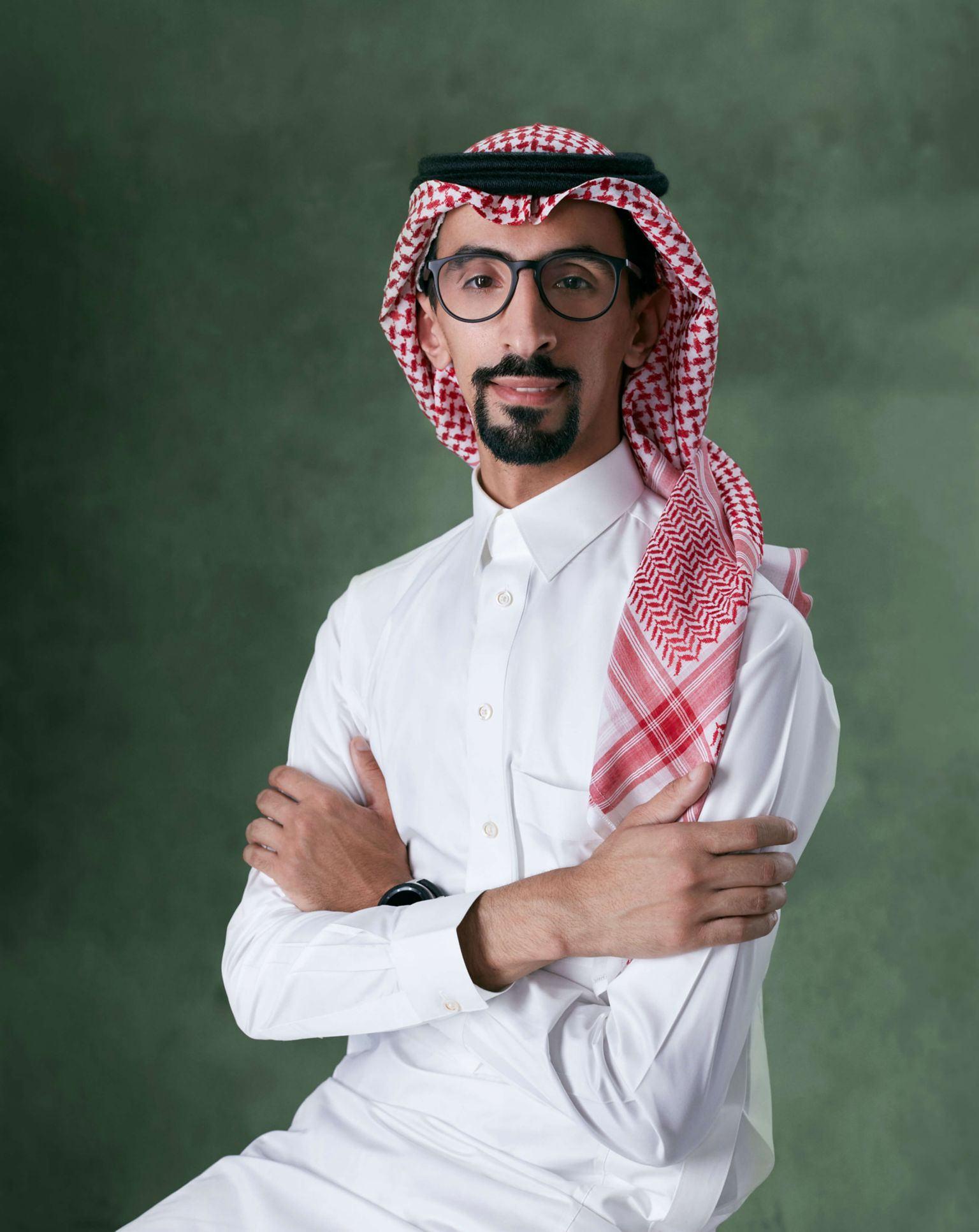 Saeid Alzhrani – Entrepreneur and aerospace engineer